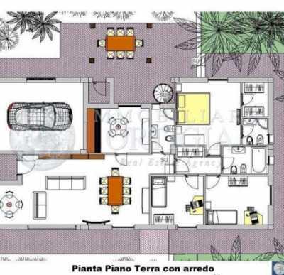Villa in Vendita a Siracusa via Lido Sacramento