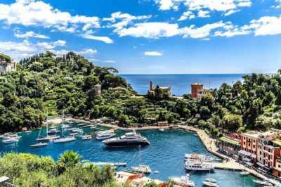 Villa in Vendita a Portofino