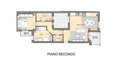 Appartamento in Vendita a Camaiore lido di camaiore