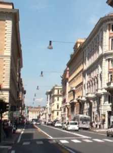 Attico Mansarda in Affitto a Roma Campo De