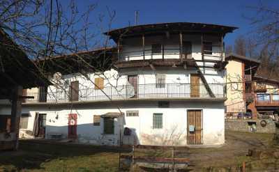 Rustico Casale Corte in Vendita a Maggiora via Santa Caterina 12 Cascina Santa Caterina