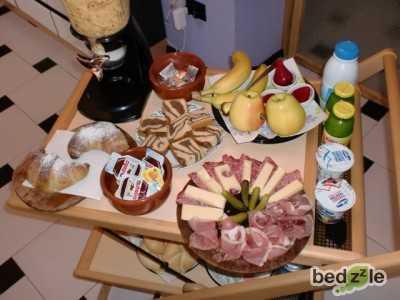 Vacanza in Bed and Breakfast ad andalo via crosare 13