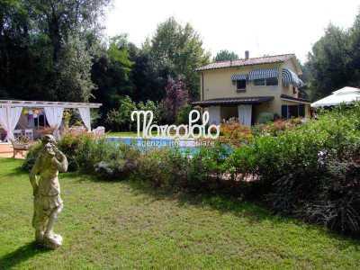 villa singola in affitto a montignoso via verdi foto4