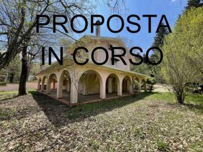 Villa in Vendita a Piglio via Guido Rossa Altipiani di Arcinazzo
