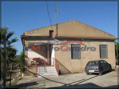 Villa o Villino in Vendita a Canicatt, d 6 Zona Uscita Delia