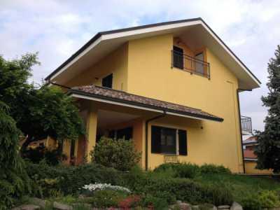 Villa in Vendita a Mappano via Borgaro