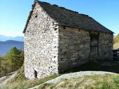 Baita Chalet Trullo in Vendita a Montecrestese Frazione Nava , Montecrestese