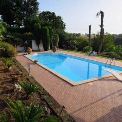 Villa in Vendita a Sacrofano Strada Provinciale Prima Porta Sacrofano Borgo Pineto