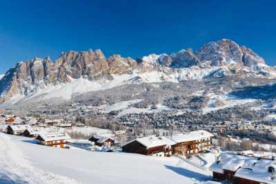 Villa in Vendita a Cortina D