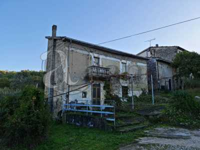 Rustico Casale Corte in Vendita ad Arpino Quaglieri Vecchio