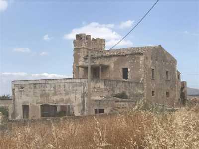 Rustico Casale Corte in Vendita a Sciacca San Calogero