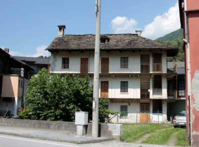 Casa Indipendente in Vendita a Beura Cardezza via Domodossola 71, Cuzzego