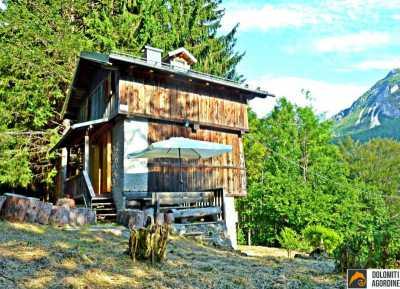 Rustico Casale Corte in Vendita a Val di Zoldo via Firenze Calchera